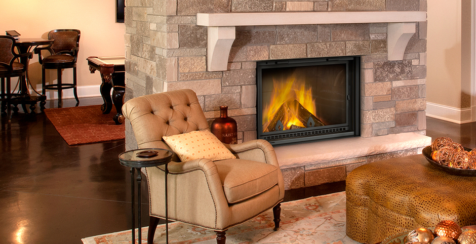 Napoleon Nz26 Wood Burning Fireplace From Mississauga Home Comfort Mhc Home Comfort