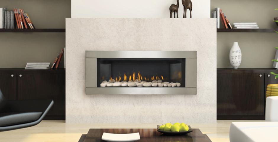 Superb Napoleon Linear Fireplace Part - 11: Napoleon Napoleon Linear Gas Fireplace - LHD45 From Mississauga Home  Comfort | MHC Home Comfort