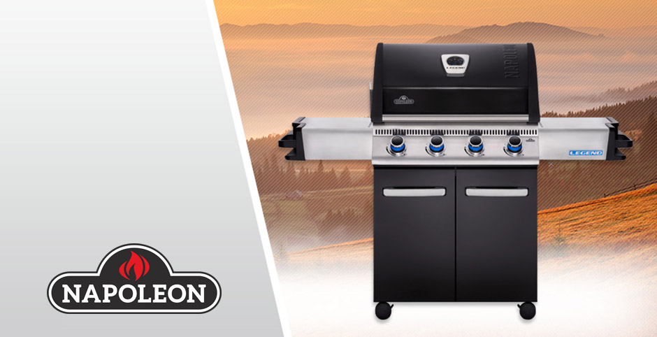 Napoleon Bbq Legend Series Ld485 Mississauga Home